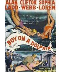 Мальчик на дельфине [DVD]