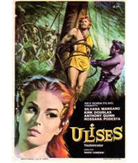 Странствия Одиссея (Приключения Одиссея) [DVD]