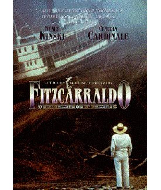Фицкарральдо [DVD]