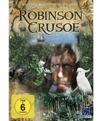 Жизнь и удивительные приключения Робинзона Крузо [DVD]