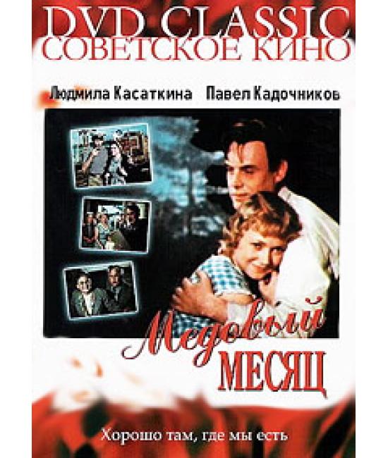 Медовый месяц [DVD]