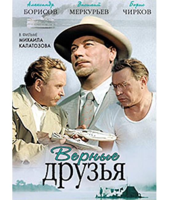 Верные друзья [DVD]