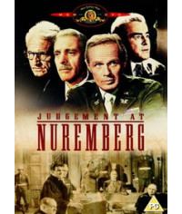 Нюрнбергский процесс [DVD]