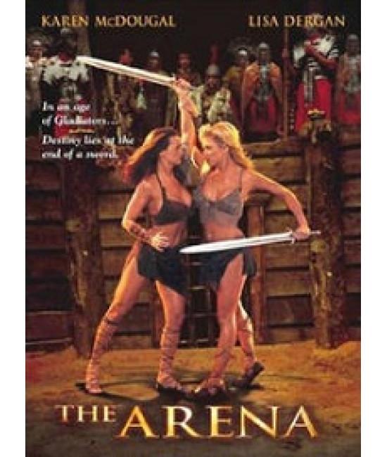Арена (Гладиатрикс) [DVD]