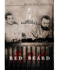 Красная борода (Рыжая борода) [DVD]