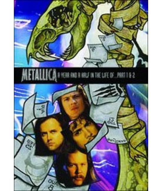 """Полтора года в жизни """"Metallica"""" [DVD]"""