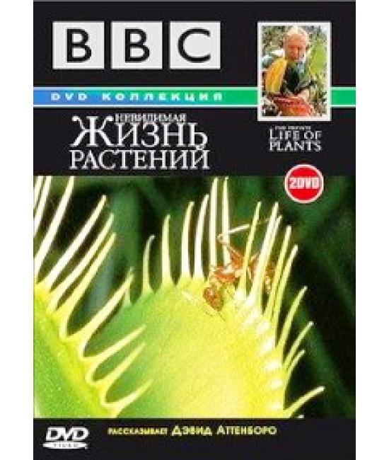 Невидимая жизнь растений [DVD]