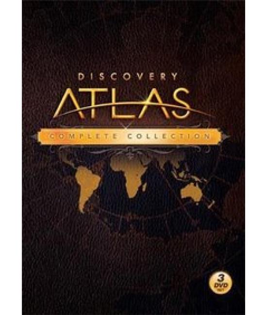 Атлас Дискавери: Полная коллекция [DVD]