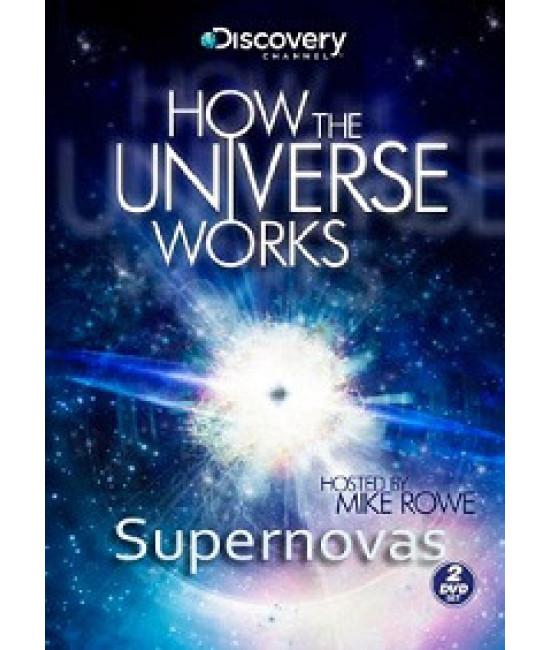 Как устроена Вселенная [DVD]