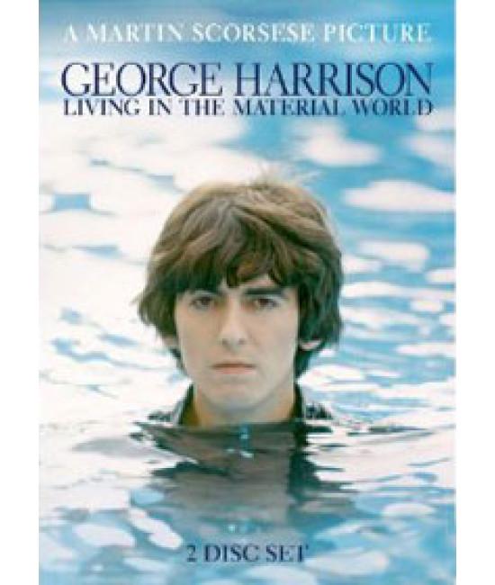 Джордж Харрисон: Жизнь В Материальном Мире [DVD]