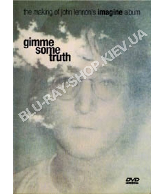 """Gimme Some Truth: The Making Of John Lennon's """"Imagine"""" Album [DVD]"""