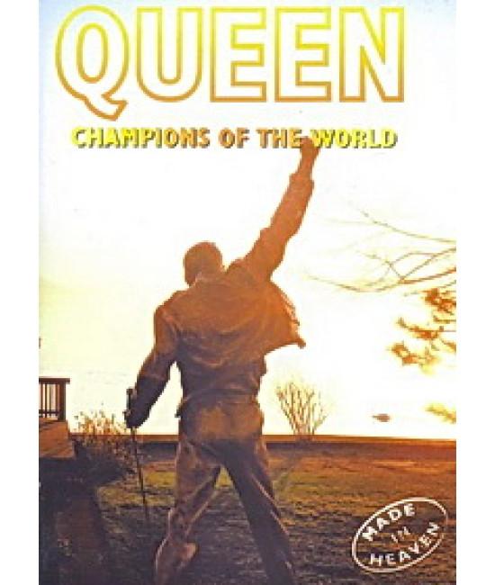 Queen - Чемпионы мира [DVD]