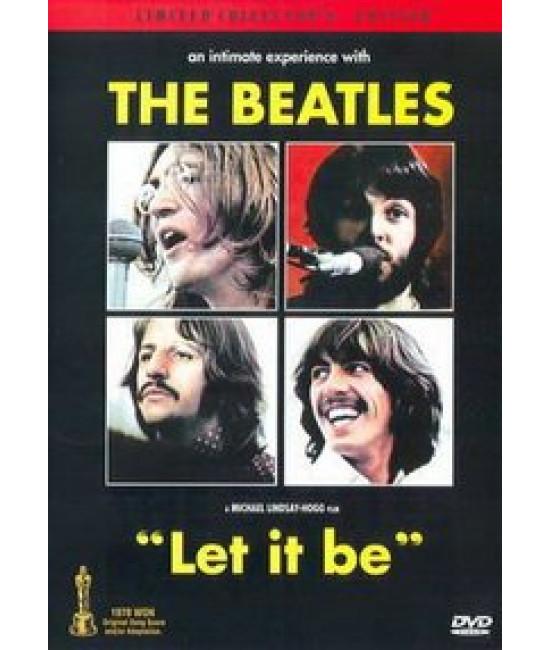 The Beatles: Пусть будет так [DVD]