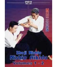 Шоджи Нишио - Нишио Айкидо  [DVD]