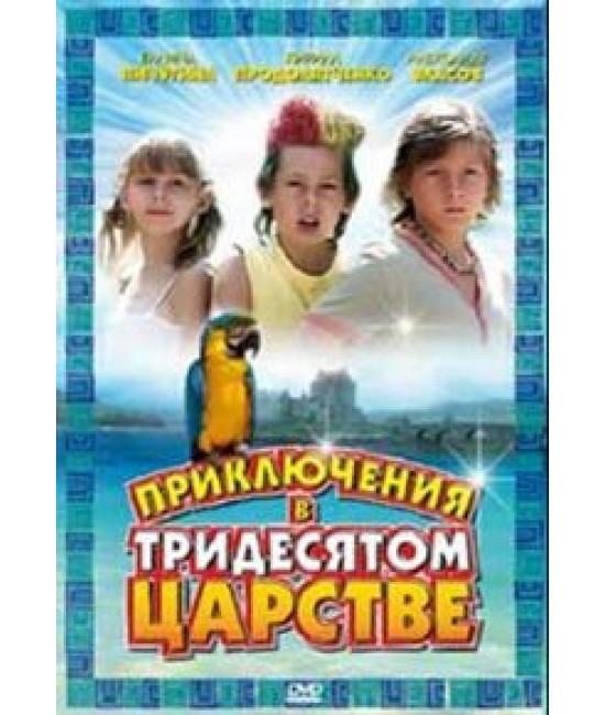 Приключения в Тридесятом царстве [DVD]
