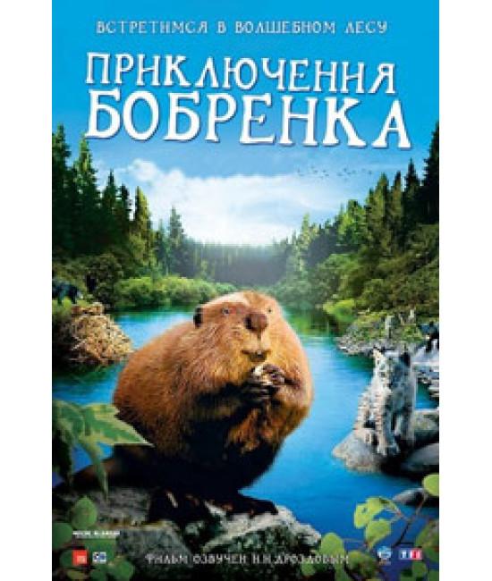 Приключения бобрёнка [DVD]