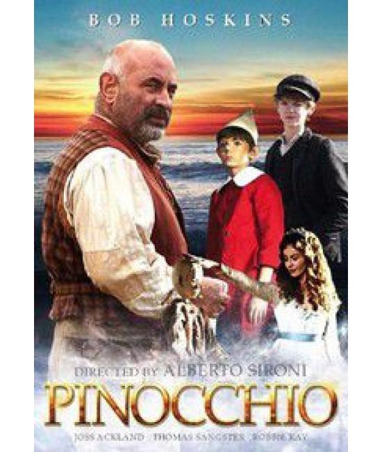 Волшебная история Пиноккио [DVD]