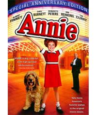 Энни [DVD]