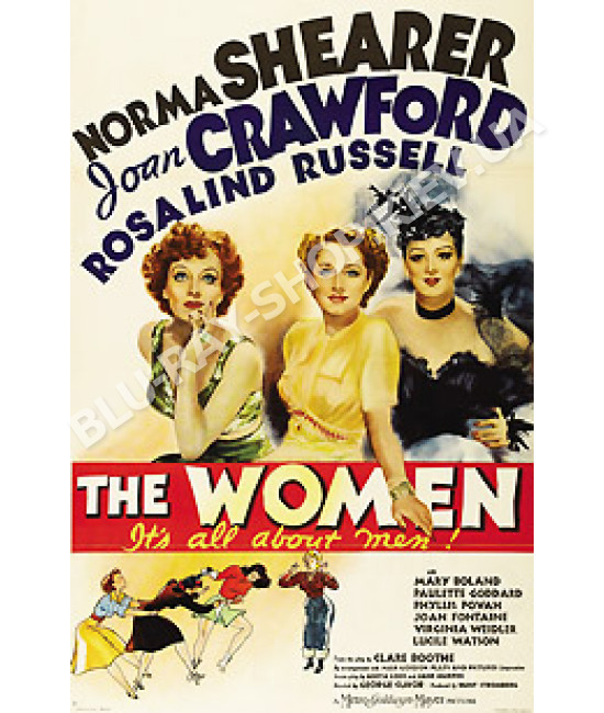 Женщины (Женские интриги) [DVD]