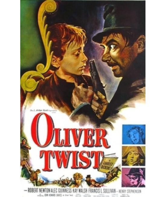 Оливер Твист [DVD]