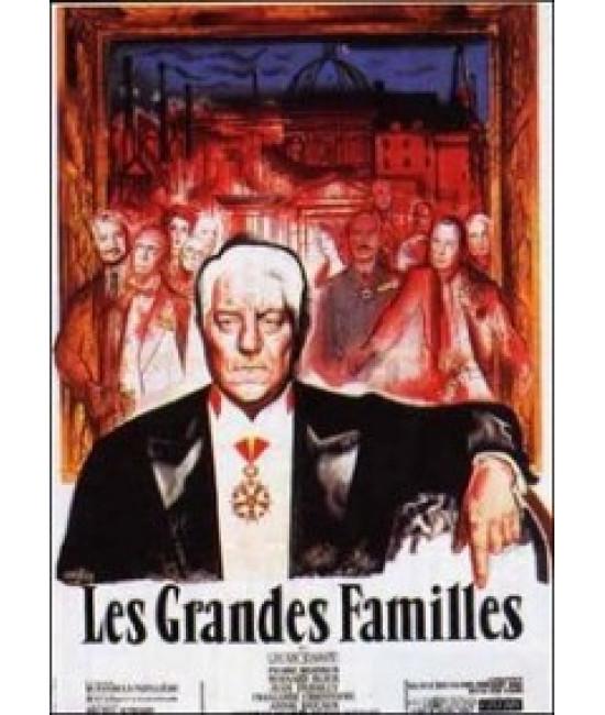 Сильные мира сего (Великие семьи) [DVD]