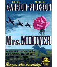 Миссис Минивер [DVD]
