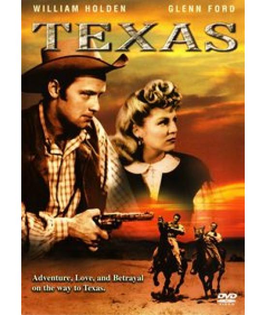 Техас [DVD]