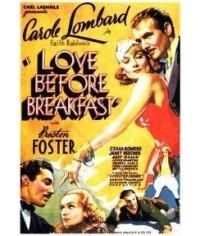 Любовь перед завтраком [DVD]