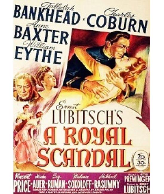 Королевский скандал [DVD]