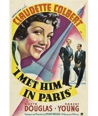 Я встретила его в Париже [DVD]