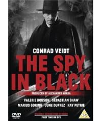 Шпион в черном [DVD]