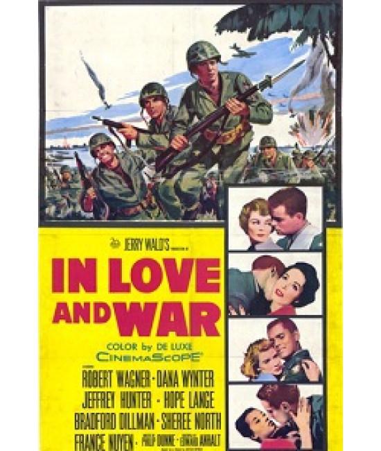 В любви и войне [DVD]