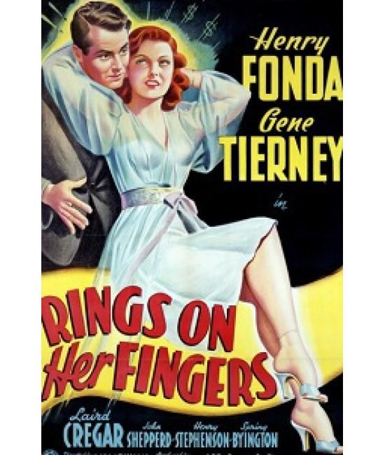 Кольца на ее пальцах [DVD]
