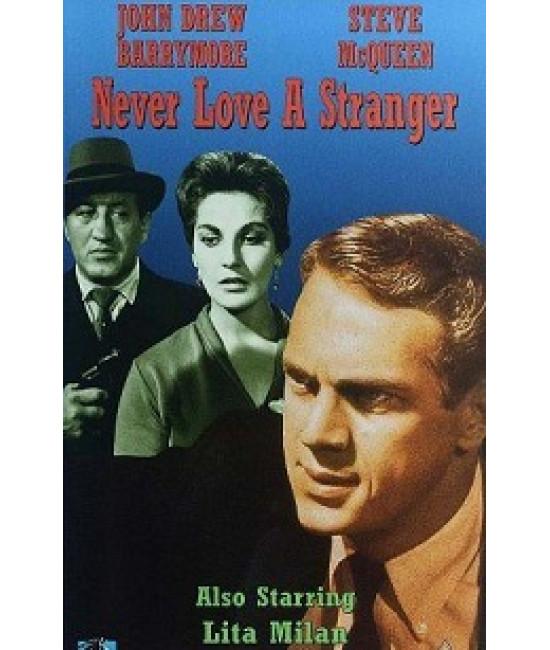 Никогда не люби незнакомца [DVD]