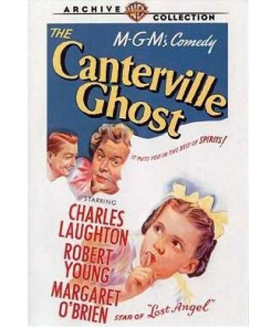 Кентервильское привидение [DVD]