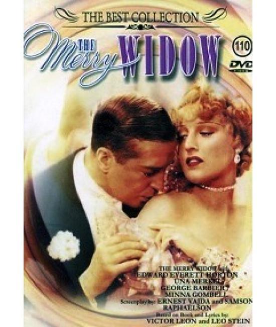 Веселая вдова [DVD]