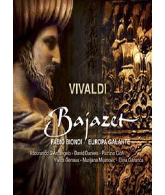 Антонио Вивальди – Арии из оперы «Баязет» [DVD]