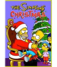Симпсоны. Рождество и Новый год [DVD]
