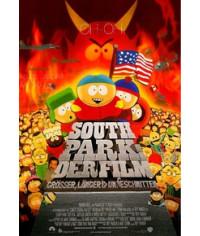 Южный парк: Большой, длинный и необрезанный [DVD]