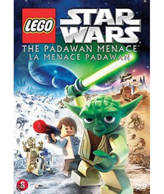 Лего Звездные Войны: Падаванская Угроза [DVD]