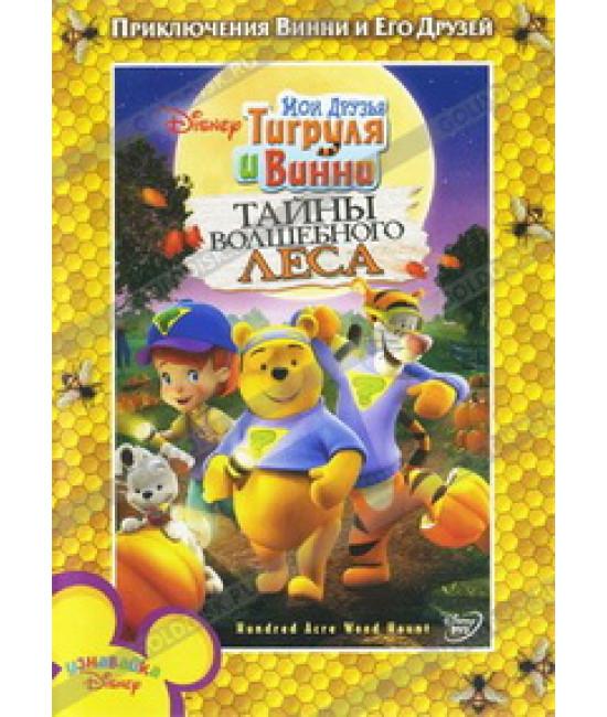 Мои друзья Тигруля и Винни: Тайны волшебного леса [DVD]
