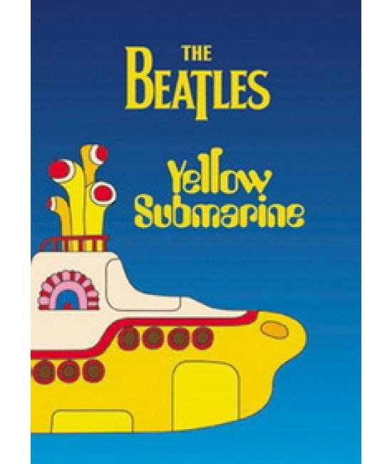 Битлз: Жёлтая подводная лодка [DVD]