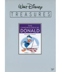 Сокровища Уолта Диснея: Хронология Дональда [DVD]