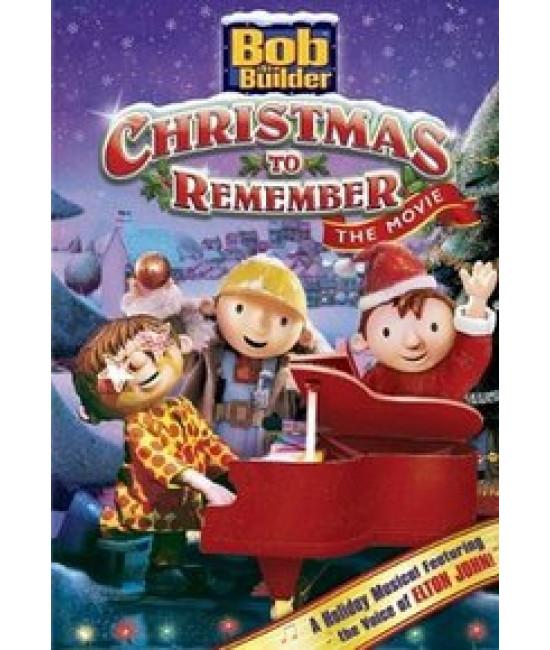Боб Строитель: Незабываемое Рождество [DVD]
